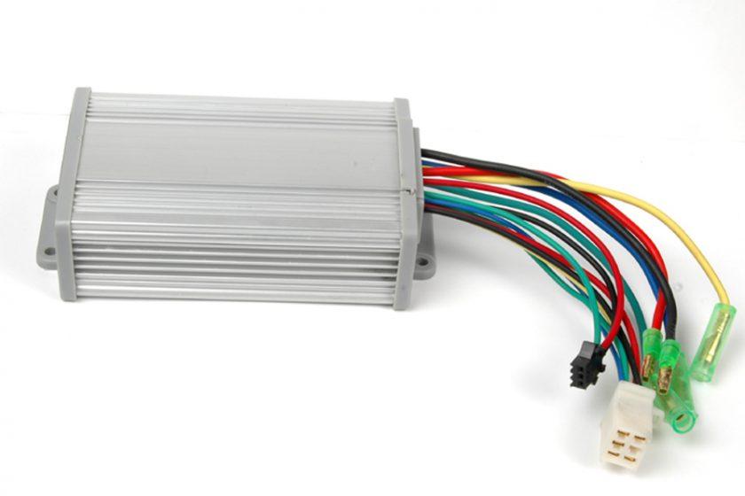 circuit diagram of electric bike controller for motor