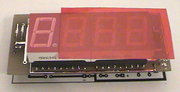 Simple Digital LED Ammeter Using ICL7107 13