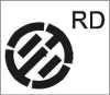 Plumbing pipe and fitting symbols -Roof drain symbol