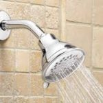 Plumbing pipe and fitting symbols -Shower head example