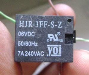 mechanical relay example
