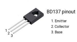 bd137 Transistor