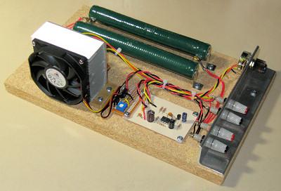 Solar panel shunt regulator