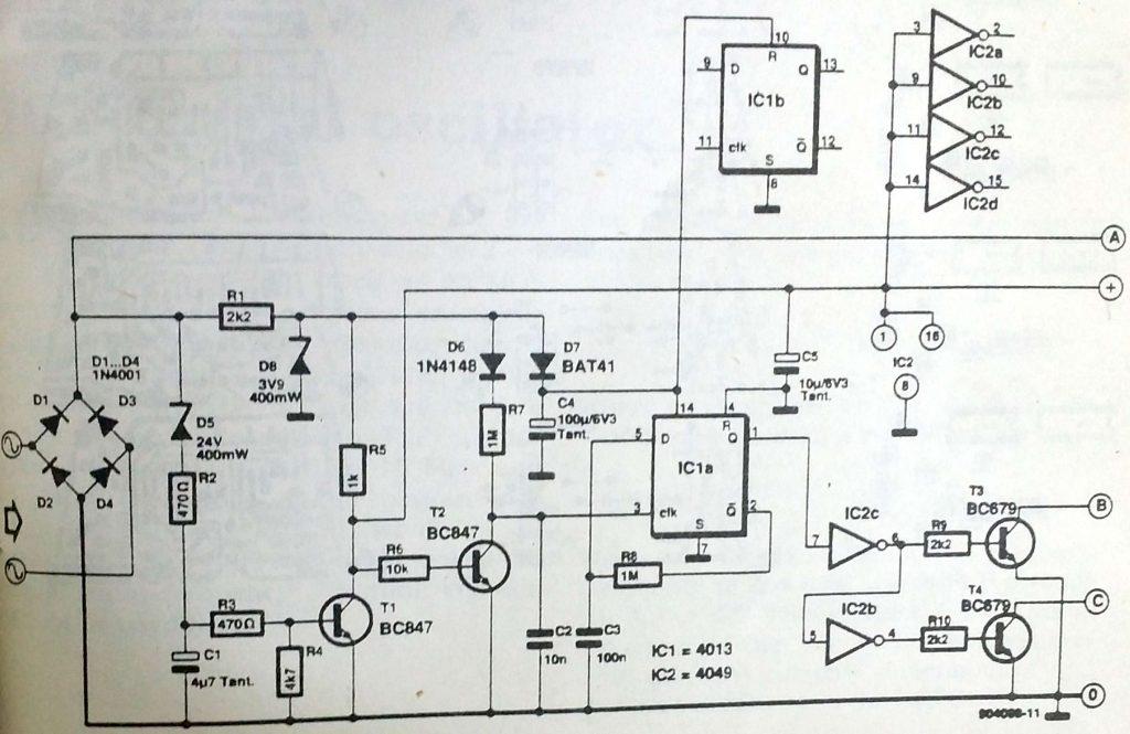 Electronic Reversing