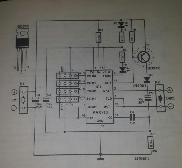 Power Supplies And Control Schematics together with 12v Ldo Solar Charge Control in addition Index15 together with Battery Charging Circuit Nicd as well 70 16. on trickle charger circuit diagram