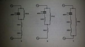 Switch for central-heating pump Schematic diagram