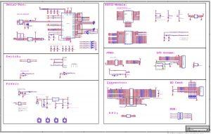 ESP-WROVER-KIT V2 Schematic Diagram