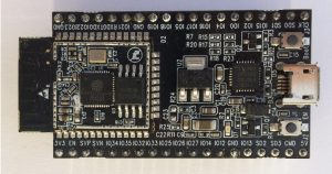 ESP32 Core Board V2 or ESP32 DevKitC Schematic Circuit
