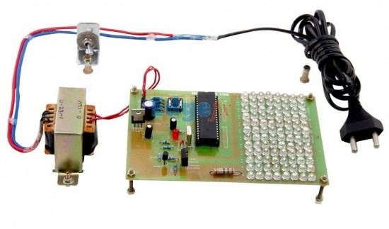 auto intensity control of street lights circuit diagram