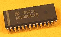 Analog-to-digital converter (ADC) example