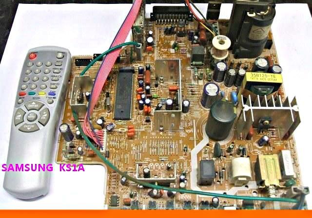 KS1A chasis circuit