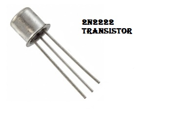 2N2222 transistor3