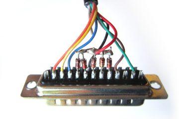 Joystick converter