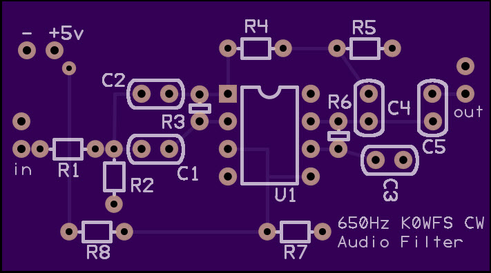 active-filter-pcb