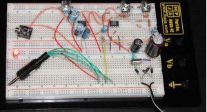 Figure 1- A well-built amplifier circuit.