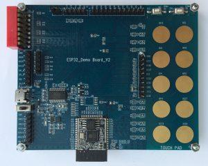 ESP32 Demo Board V2 Schematic