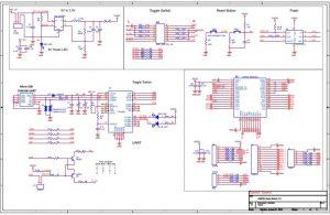 ESP32 Demo Board V2 Schematic Diagram