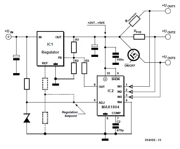 Voltage regulator assistant schematic circuit diagram asfbconference2016 Image collections
