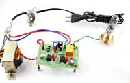 Electrical Appliances Over / Under Volt Protection Circuit Diagram