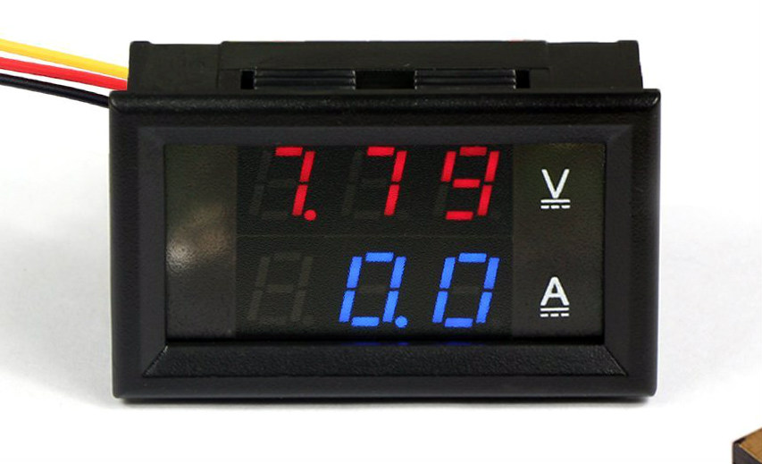 digital led volt meter ammeter featured image