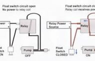 How to use relay example of basic schematic circuit diagram?