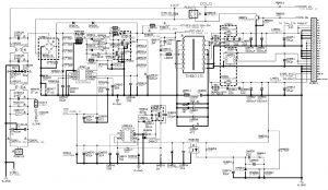 BN44 00165A SAMSUNG LED LCD TV CIRCUIT DIAGRAM