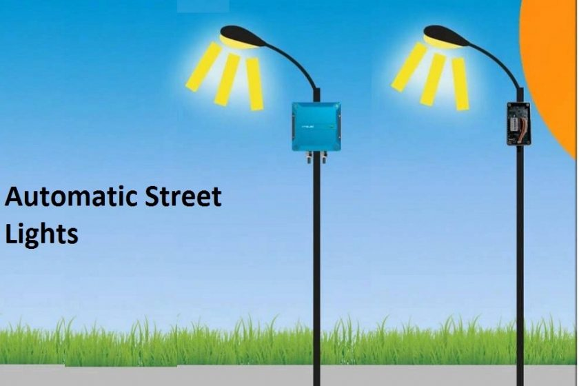 Automatic street light system