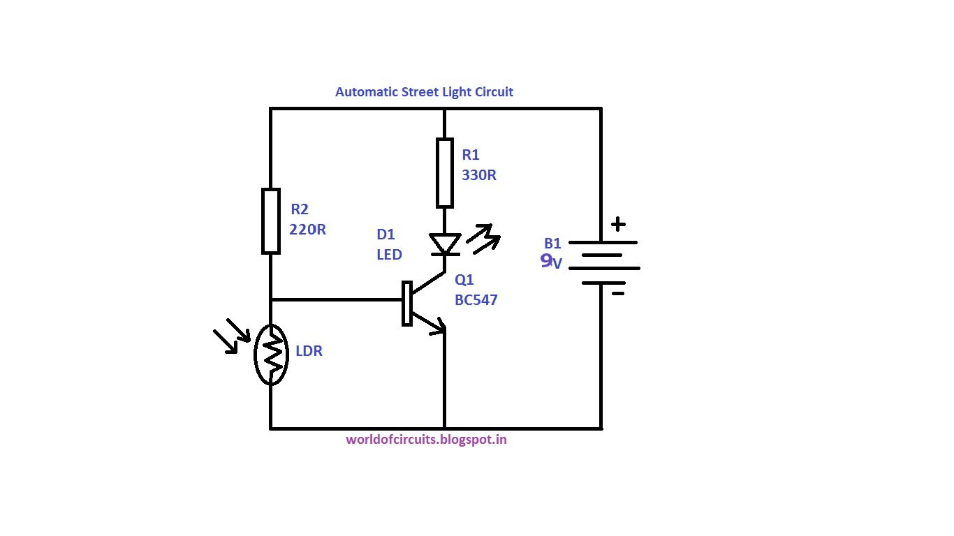 automatic street light feature 2 street light electrical wiring diagram circuit and schematics street light wiring diagram at bakdesigns.co