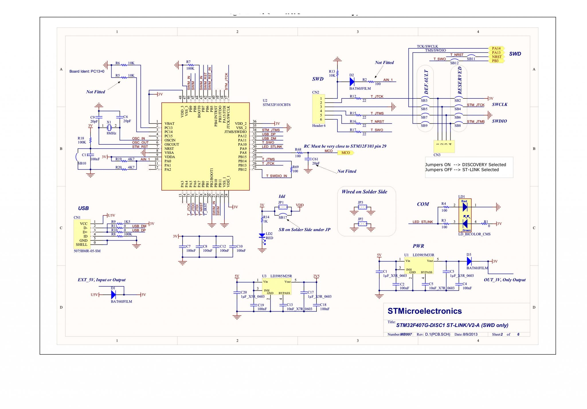 Electrical Schematic Auto Wiring Diagram Onstar Free Picture Introduction And How To Used Stm32f4 Discovery Ki