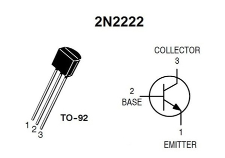 e2 80 8b2n2222 Transistor Circuit Diagrams on led diagrams