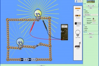 PhET circuit simulation lab (3)