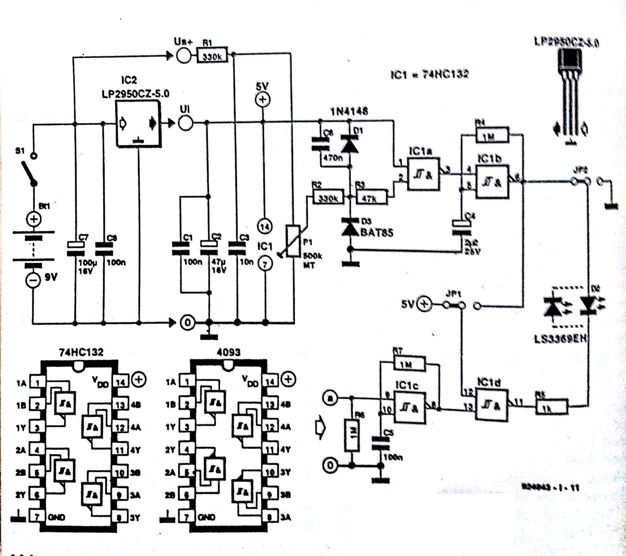Low Battery Indicator Circuit Diagram Ac Generator Further Inverter