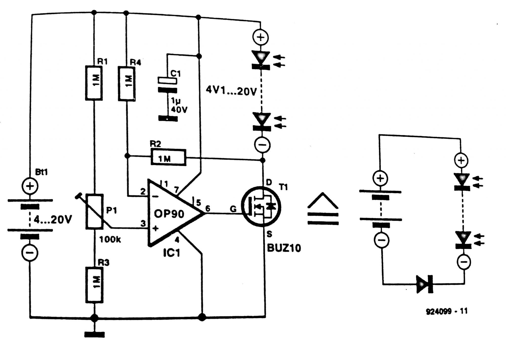 Circuit Diagram Cell - Wiring Diagram