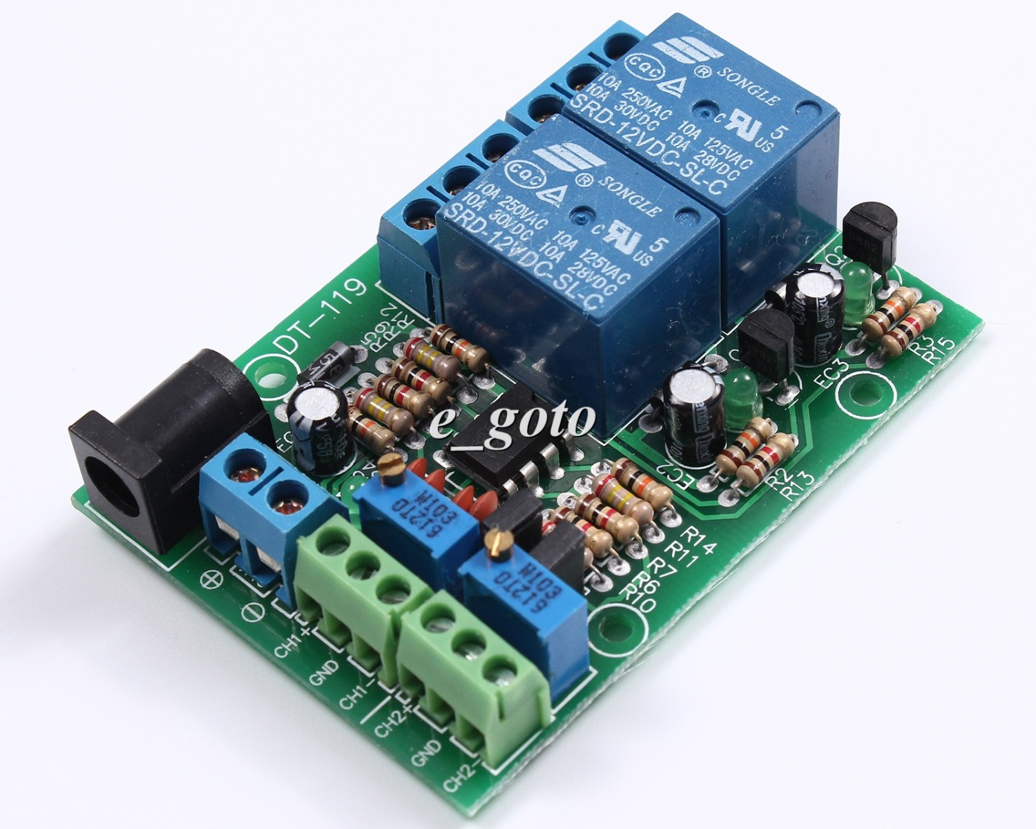 Lm339 Quad Voltage Comparator Circuit Diagram Simple Intercom Transistor