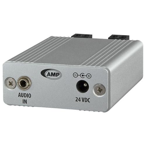 40 W output amplifier