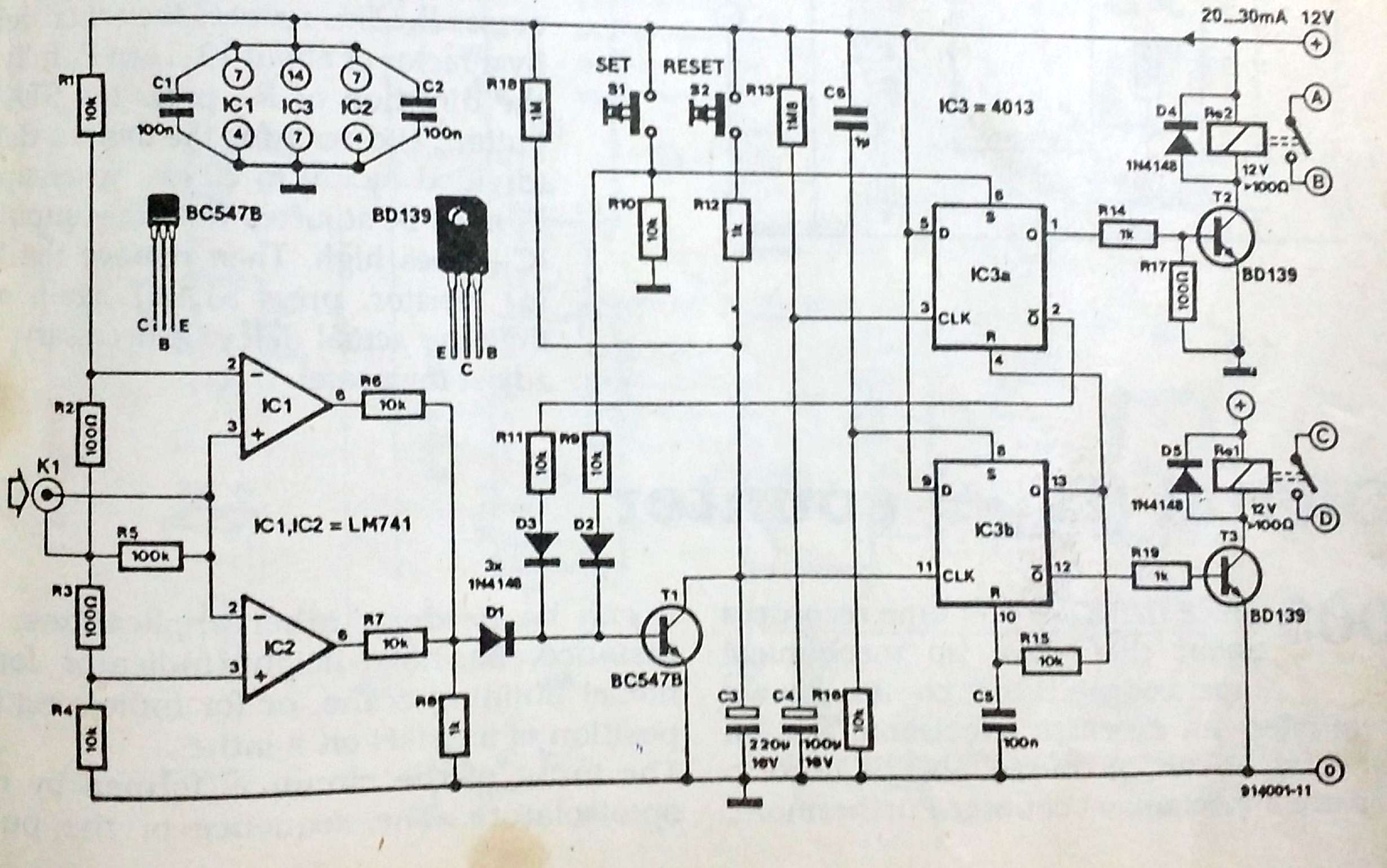 On Off Delay For Valve Amplifiers How To Make A Sixtiesstyle 40w Audio Amplifier Circuit Diagram Tags Amplifierson Offvalve
