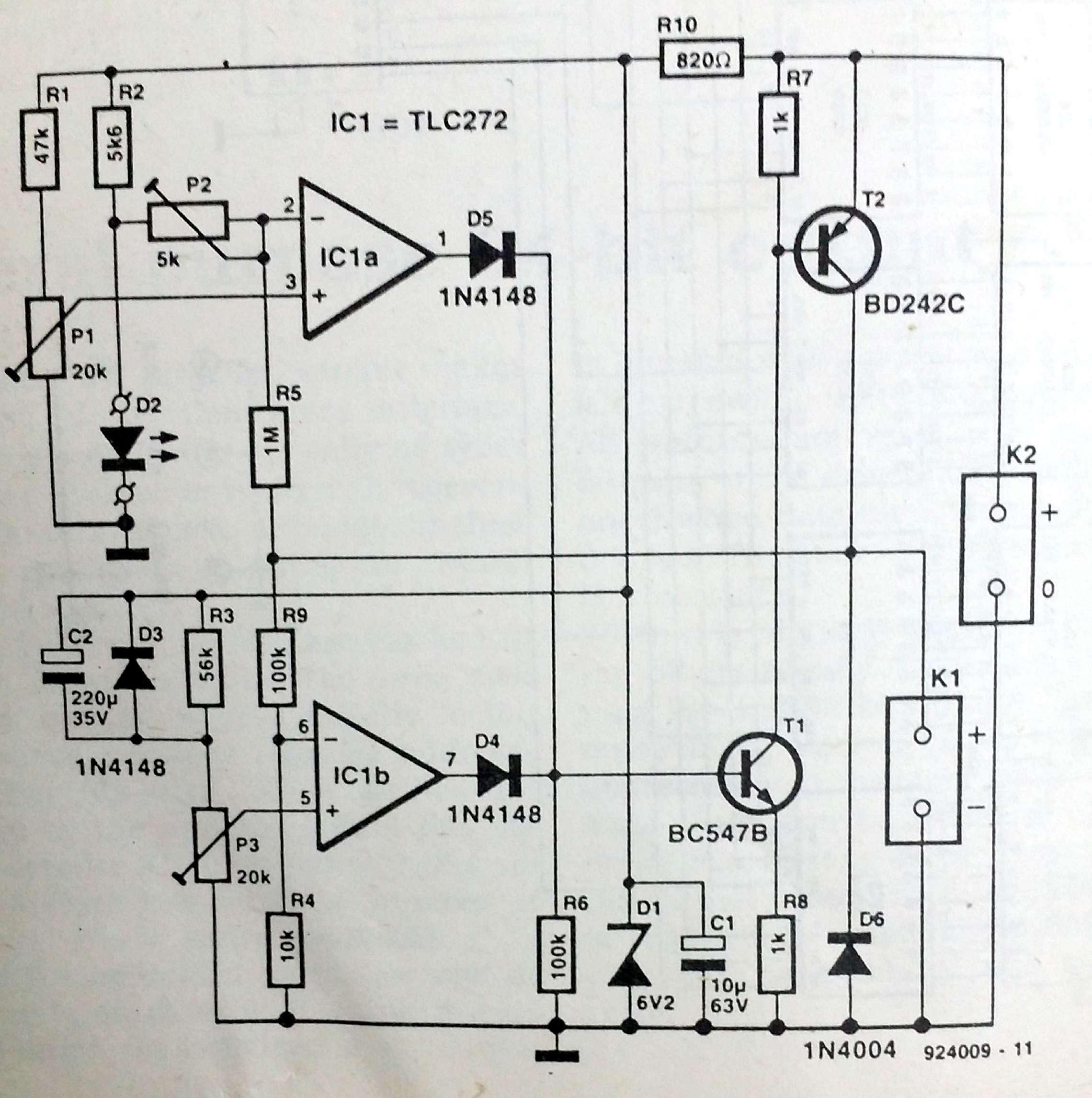 PC fan control Circuit