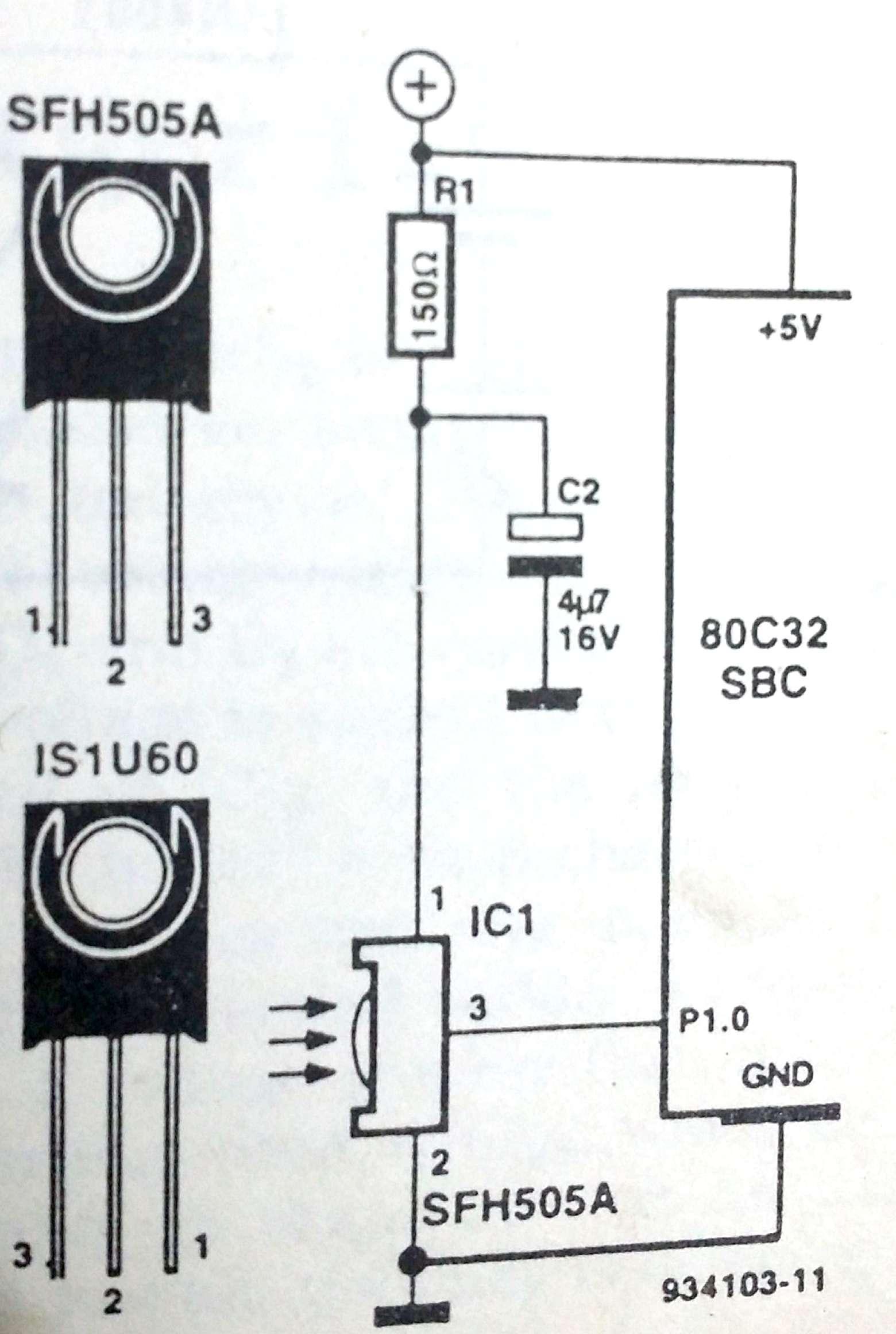 8051 Basic Circuit Diagram