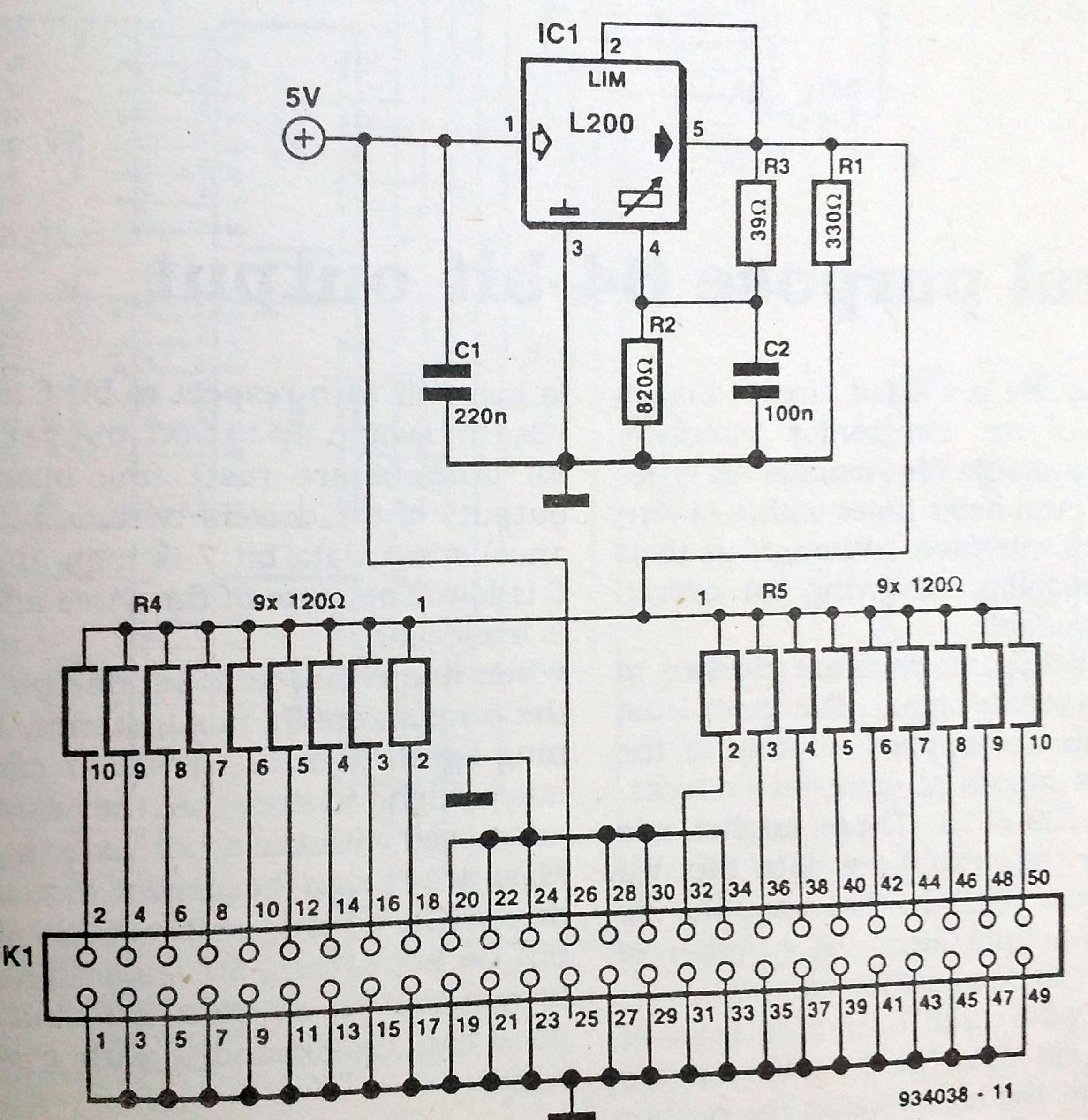 scsi active termination scsi wiring diagram 50 pin scsi pinout electronics and schematic circuit diagrams
