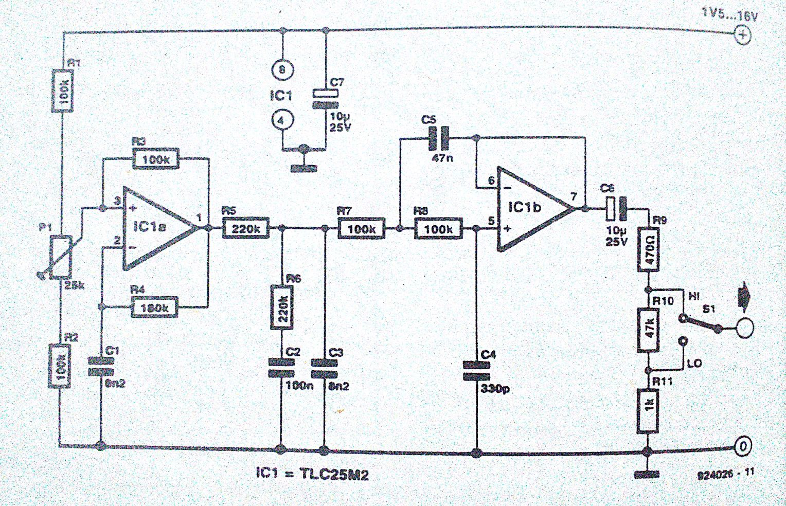 Simple Signal Generator Pulse Circuit By Ic 555 Timer