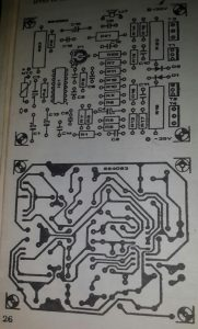 60 Watt music amplifier Schematic diagram