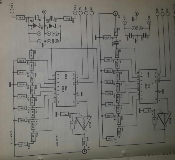 Electronic Volume Limiter Circuit Diagram Project