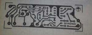 S-meter for short-wave receivers Schematic diagram