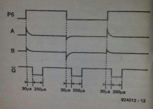 Speech or Sound Memory schematic diagram