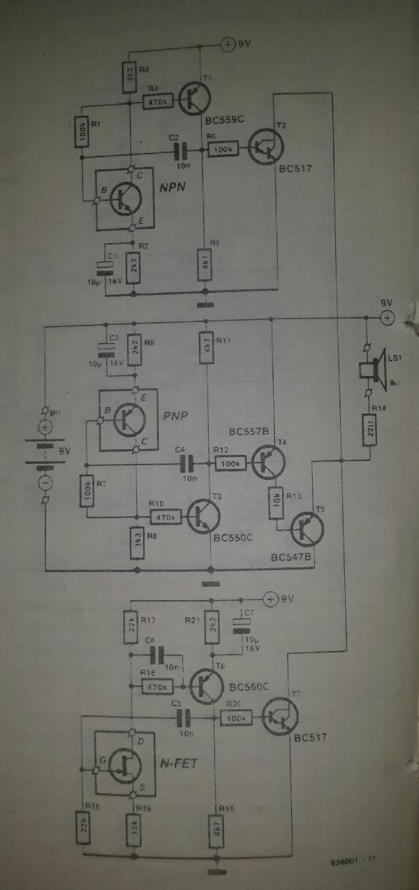 Circuit Diagram With Npn And Pnp Controlcircuit Circuit Diagram
