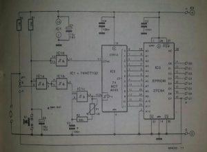 Audible transistor tester