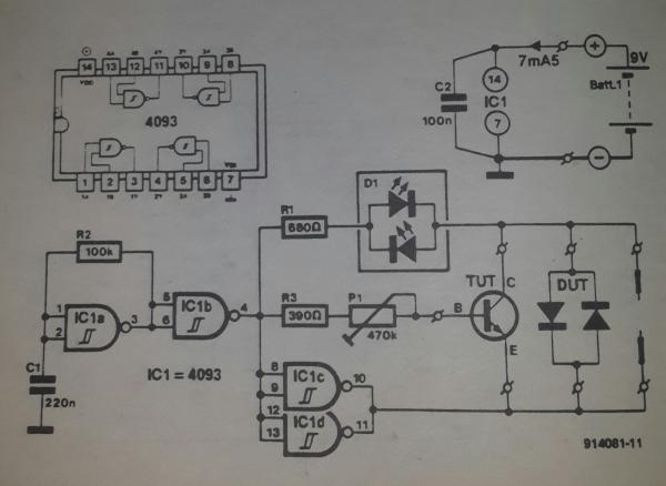 Simple Short Circuit Diagram Simple Crowbar Circuit Diagram