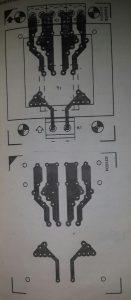 General transformer PCB