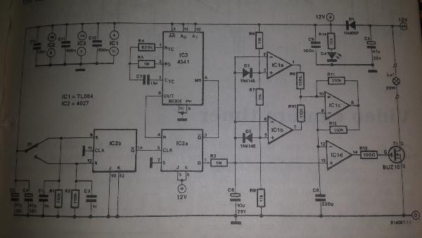 Sensing Bridge With Opamp Which Acts As Differential Amplifier
