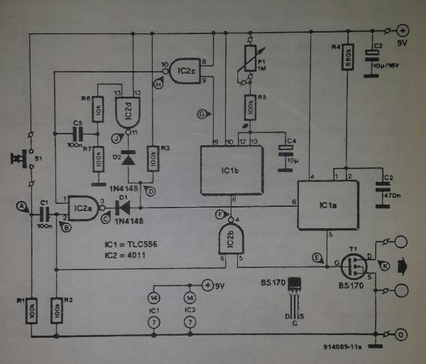Video video camera timer schematic diagram ccuart Image collections